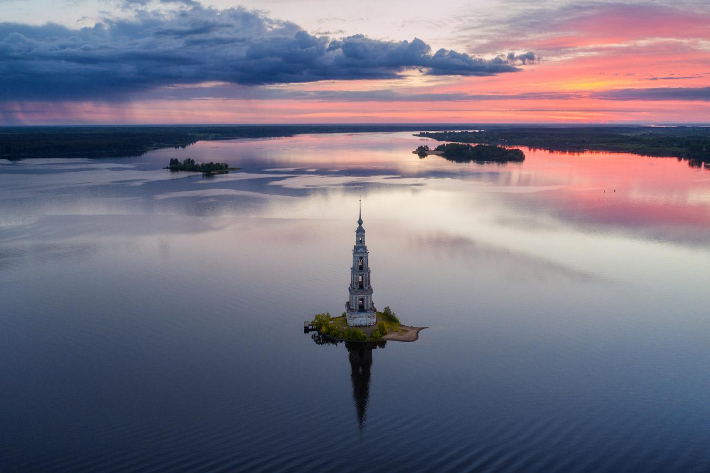 "Kalyazin, © Ivan Smelov, 2nd place, ""Russian Civilization"" International Photo Contest"