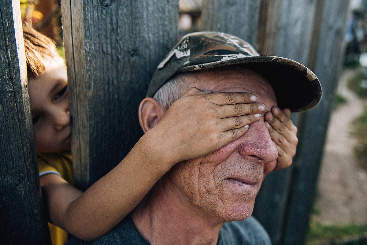 "My Grandfather, Village in Tatarstan, Arsky district, © Rafis Zakirov, 1st place, ""Russian Civilization"" International Photo Contest"