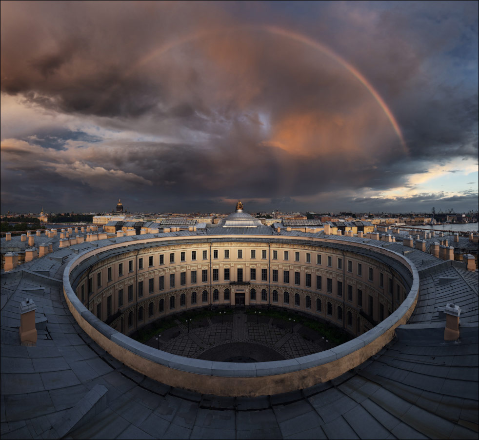 Academy of Arts, © Ivan Turuhano, 1st Place, Russian Civilization International Photo Contest