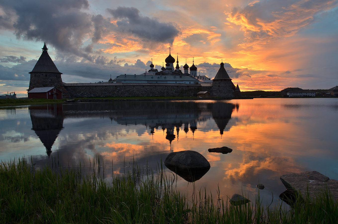 Light of Solovki, © Pavel Afanasyev, 2nd Place, Russian Civilization International Photo Contest