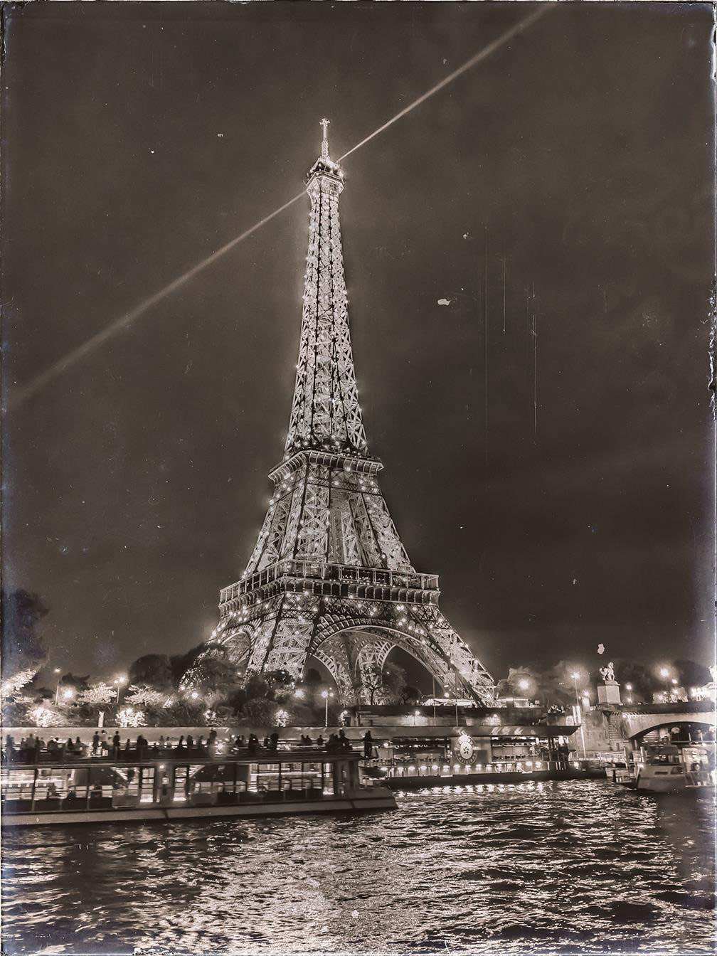 Paris Celebrates with Light, © Ken Sabatini, Leawood, Kansas, Santa Fe Photographic — Celebrate