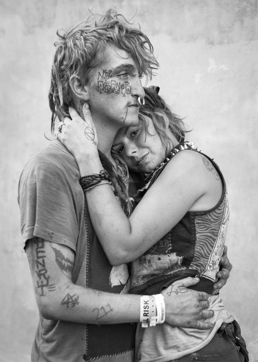 Alister & Sherie, © Michael Joseph, Boston, Massachusetts, Santa Fe Photographic