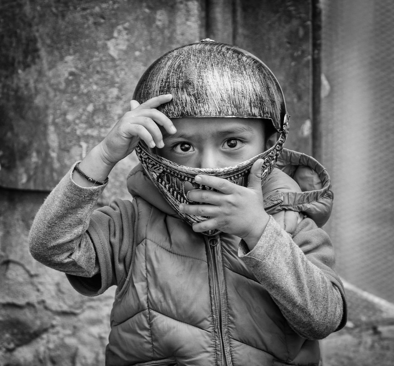 Gladiator Eyes, © Michael McGinnis, Westminster, Colorado, Santa Fe Photographic