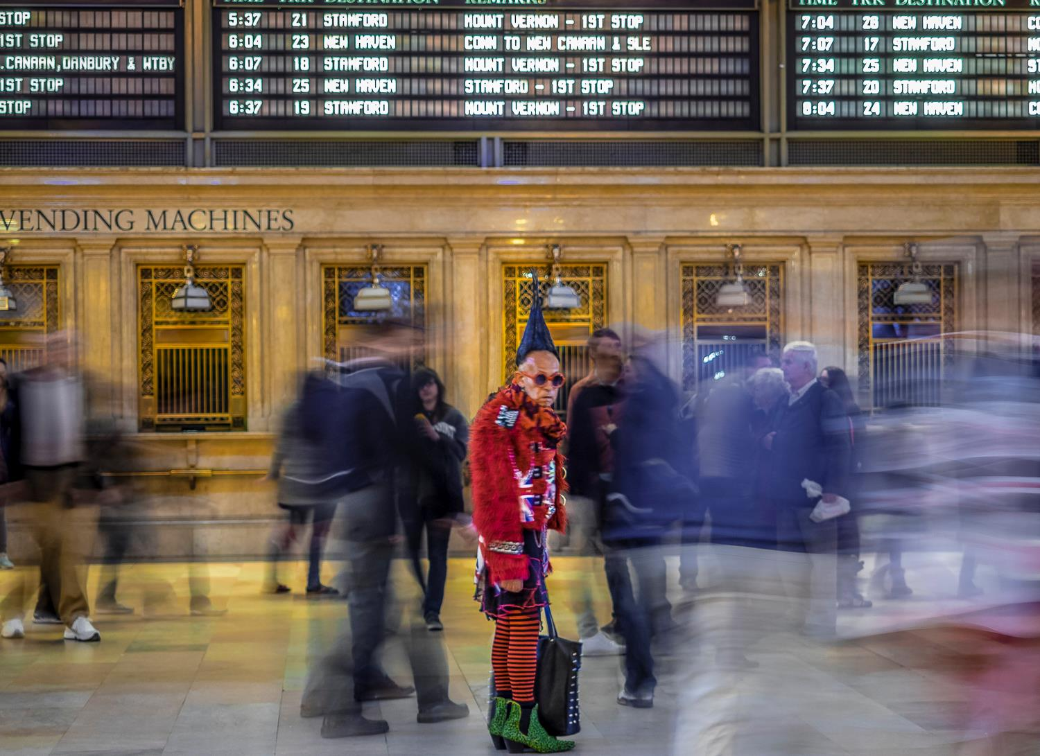 Grand Central, © Gwen Norton, New York, New York, Santa Fe Photographic