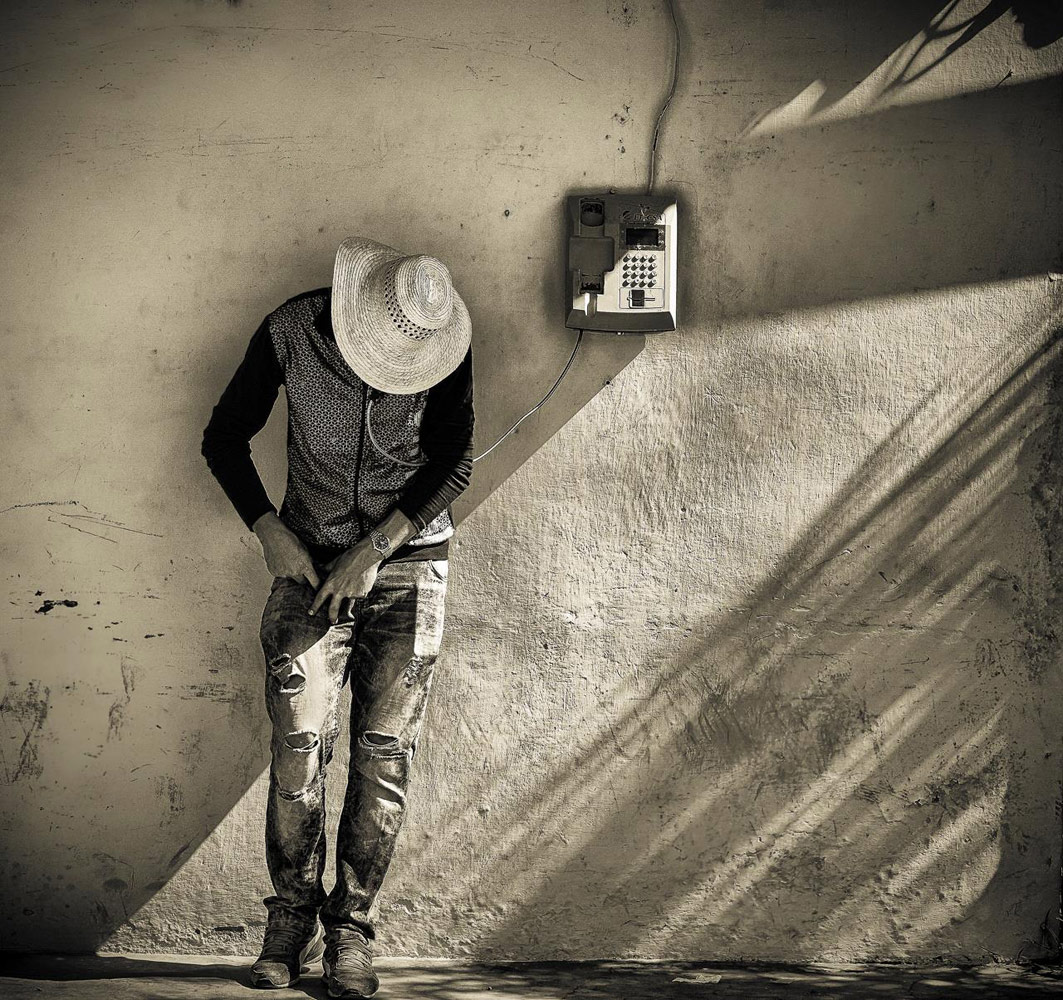 Cuba Calling, © Jeff Lipshitz, Santa Barbara, California, Santa Fe Photographic