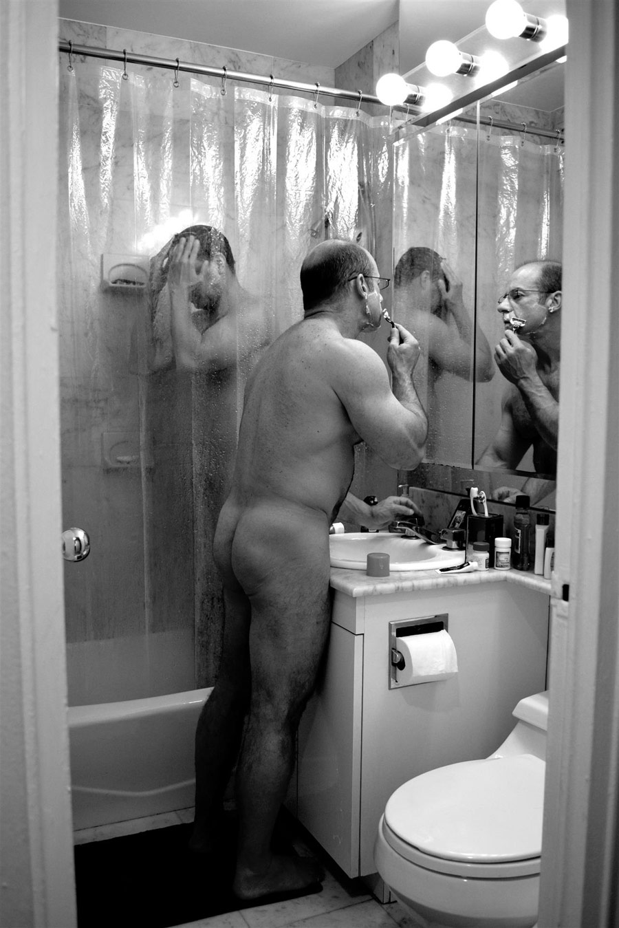 Getting Ready, © Richard Vechi, South Hackensack, New Jersey, Santa Fe Photographic