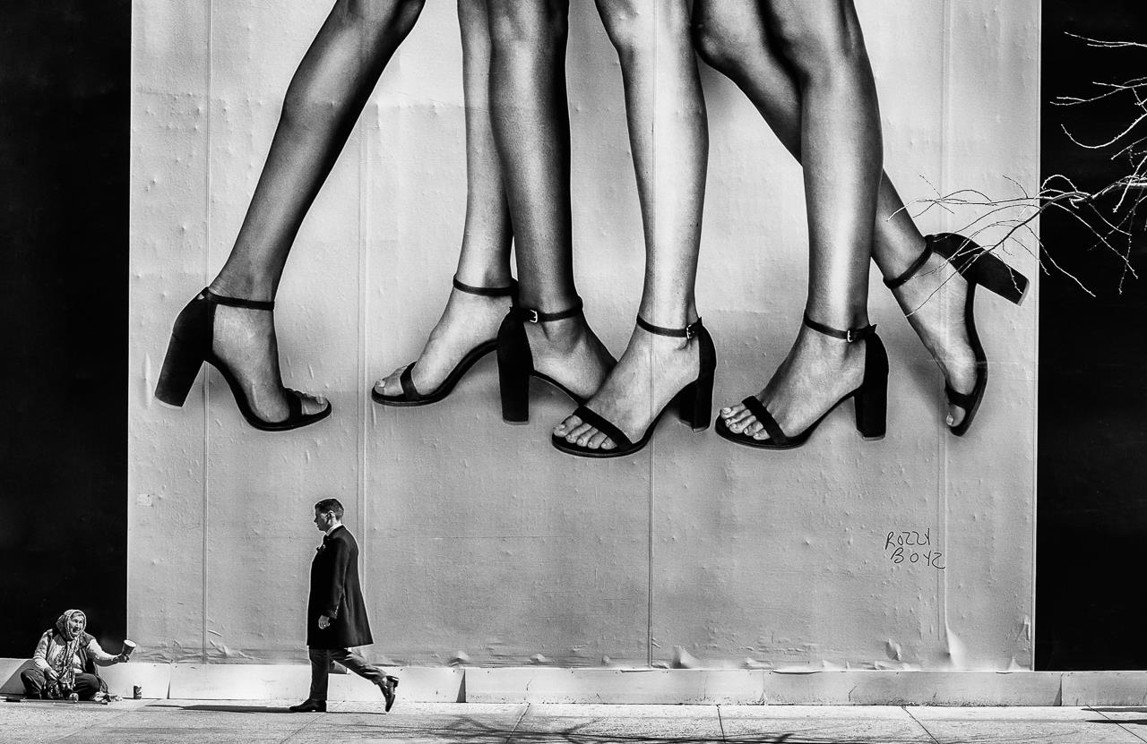 Without a Leg to Stand On, © Jamie Maciusez, Atlanta, Georgia, Santa Fe Photographic