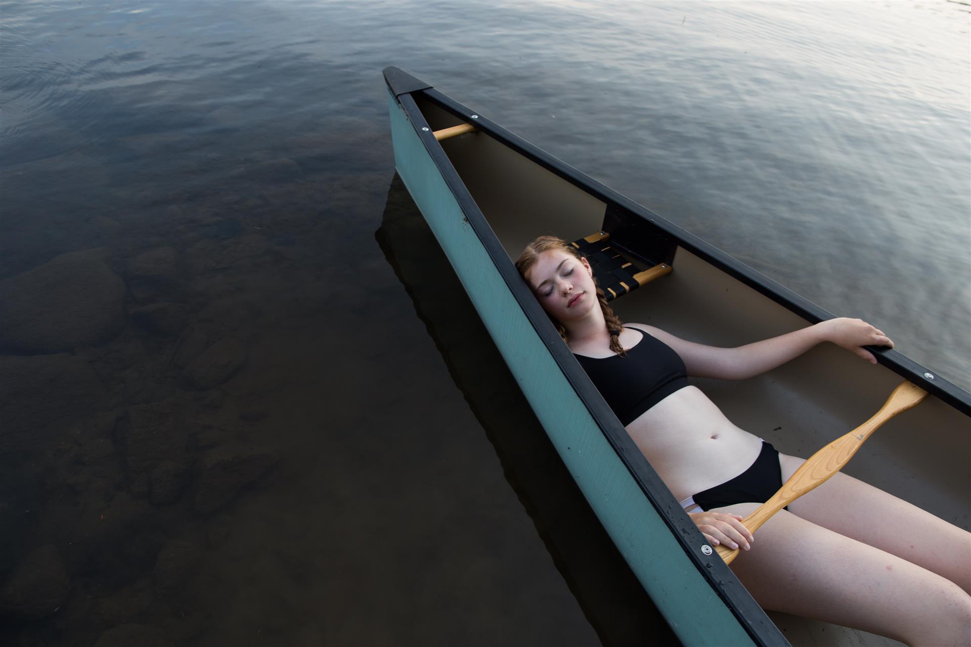 Hannah, © Sandra Geroux, Larchmont, NY, Santa Fe Photographic — Summer vacation