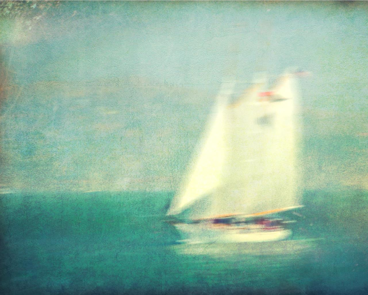 Sailing on the Bay, © Bill Hewitt, Santa Rosa, CA, Santa Fe Photographic — Summer vacation