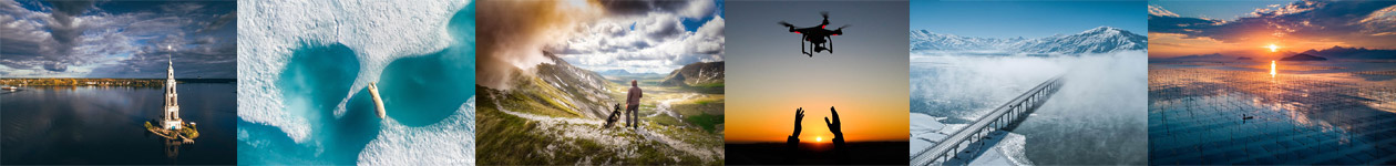 SkyPixel Aerial Photography & Video Contest