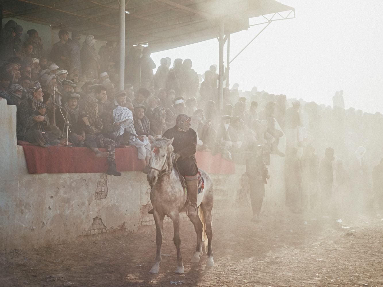 Buzkashi, © Balazs Gardi, 1st Place, Sport : Professional, Sony World Photography Awards