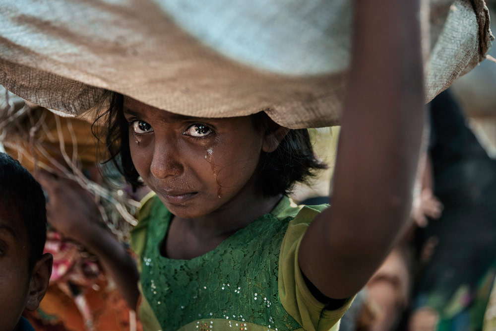 "The Unwanted, The Rohingya, © Paula Bronstein, United States, ""The State of the World"" Contest of PX3"