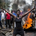 Kenya's Post-Election Turmoil, © Luis Tato, Spain, 1st place : Top News : Series, Andrei Stenin International Press Photo Contest