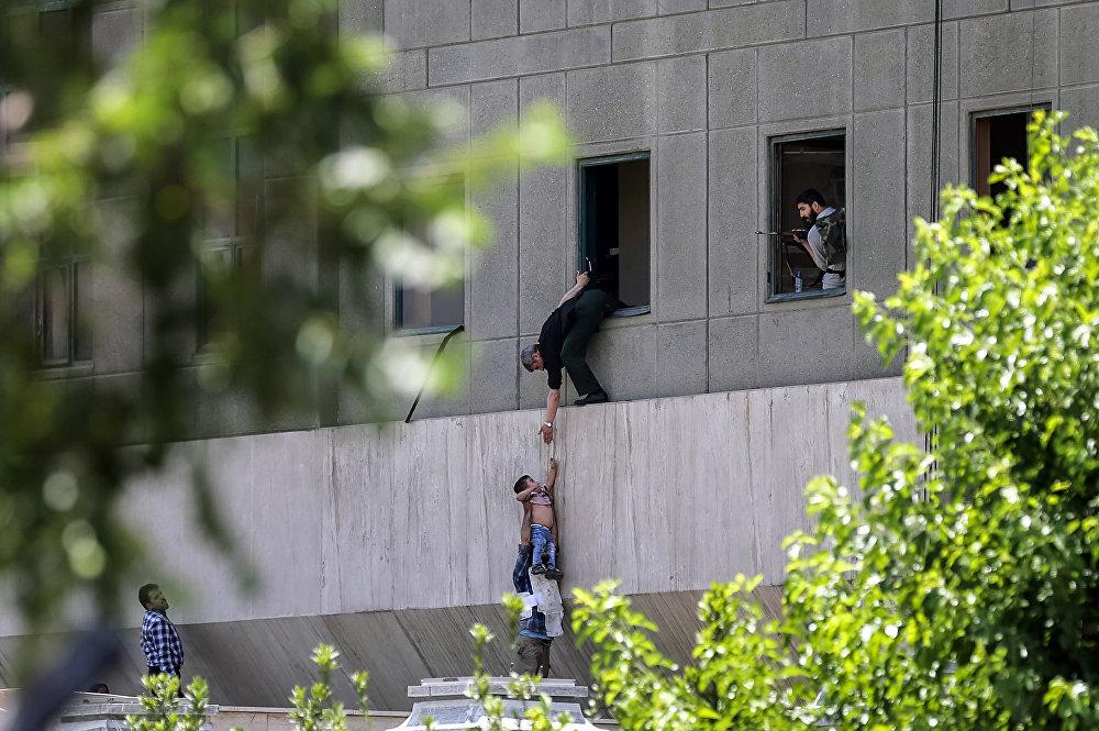 Tehran Attack, © Omid Vahabzadeh, Iran, 2nd place : Top News : Single, Andrei Stenin International Press Photo Contest