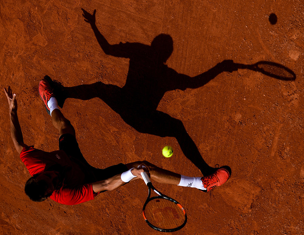 Red-hot Court, © Alexei Filippov, Russia, 2nd place : Sports : Series, Andrei Stenin International Press Photo Contest