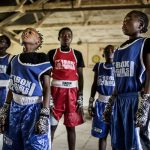 Boxgirls Kenya, © Luis Tato, Spain, 3rd place : Sports : Series, Andrei Stenin International Press Photo Contest