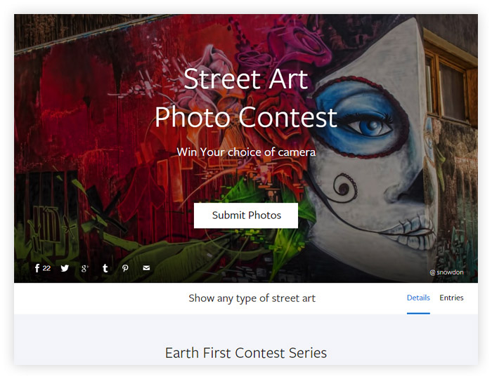 Street Art Photo Contest