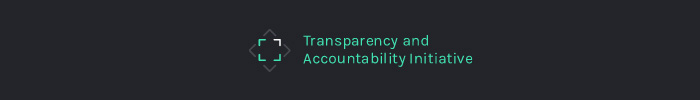 TAI Photo Grant - Transparency and Accountability Initiative