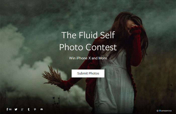 The Fluid Self Photo Contest