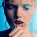 All Blue Eyes, © Benjo Arwas, Los Angeles, CA, United States, Beauty Category, PDN The Look - Fashion Photography Competition