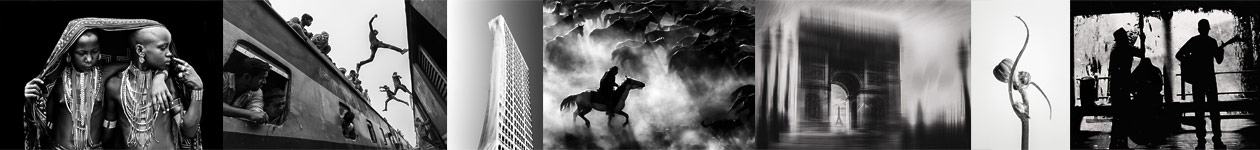 Black and White Photography Competition by The Motif Collective