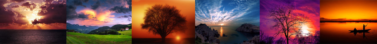 Sunrise and Sunset Photography Competition - The Motif Collective