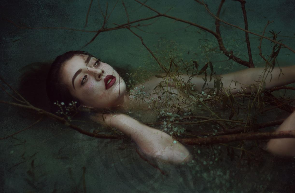 Ofelia, © Krishna Vr, Mexico, 2nd Place, Tokyo International Foto Awards