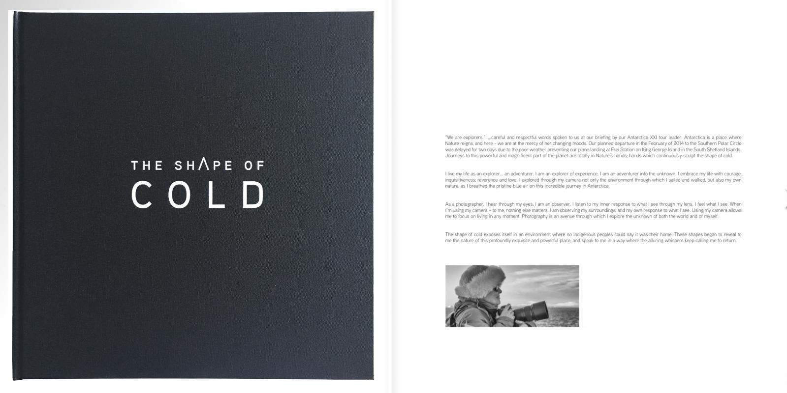 The Shape of Cold, © Julie Stephenson, Australia, 2nd Place, Tokyo International Foto Awards