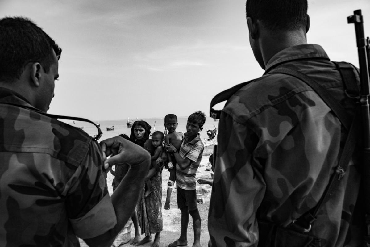 Rohingya refugee crisis, © Szymon Barylski , Ireland, 1st Place, Tokyo International Foto Awards