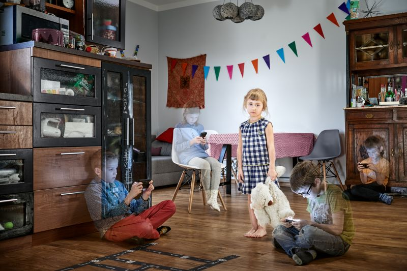 Disconnecting Connection, © Al Lapkovsky, Latvia, 1st Place Portfolio Professional, Tokyo International Foto Awards