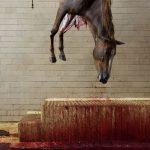 Slaughterhouse, © Aitor Garmendia, Spain, 1st Place Editorial Professional, Tokyo International Foto Awards