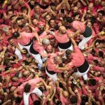 Human Towers Competition (Concurs De Castells), © David Oliete Casanova, Spain, 1st Place Events Professional, Tokyo International Foto Awards
