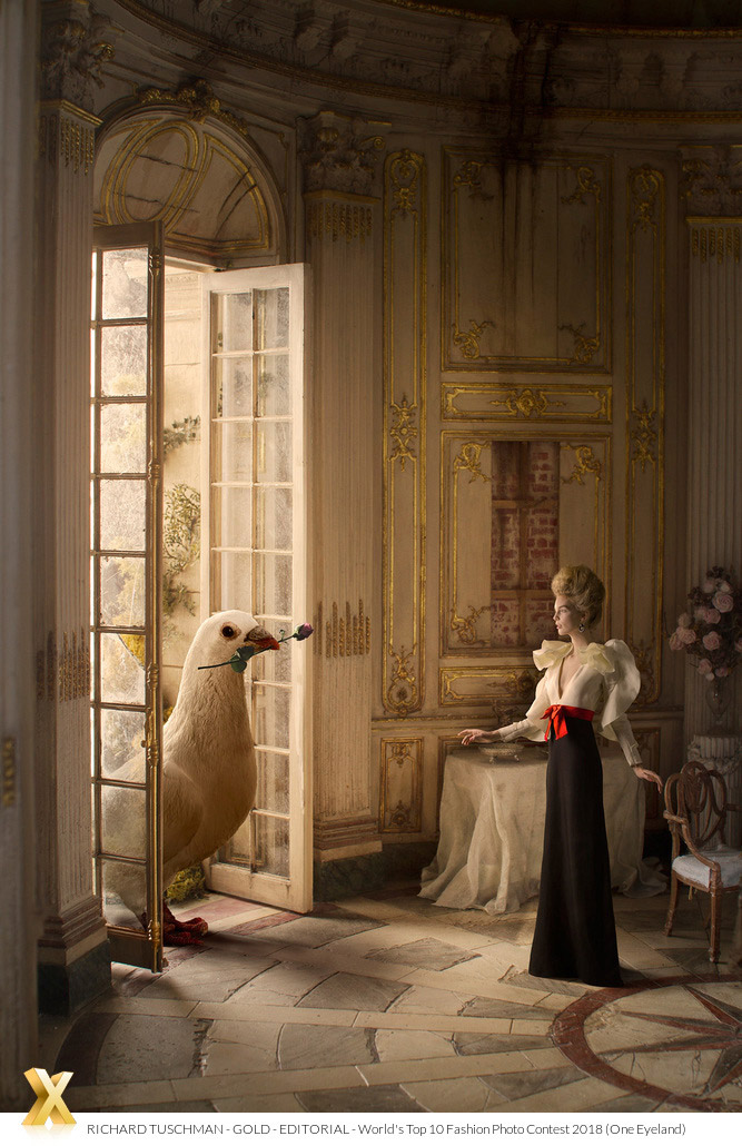 Dollhouse Shoot: Gucci, © Richard Tuschman, Gold Editorial, World's Top 10 Fashion Photographers - Photo Contest