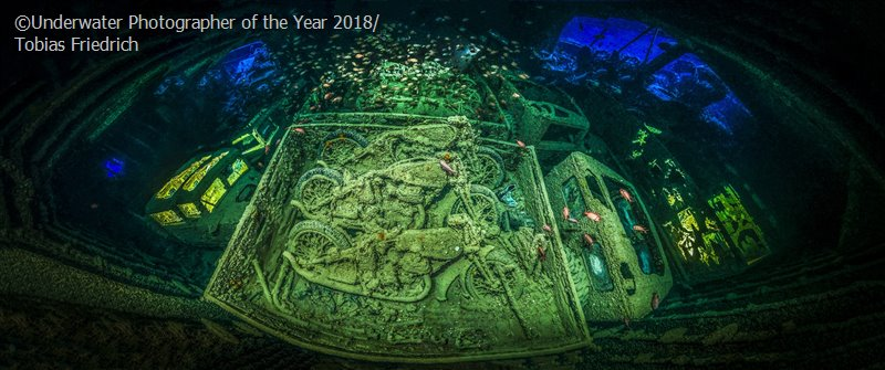 CYCLE-WAR, © Tobias Friedrich, Germany, Underwater Photographer of the Year, Underwater Photographer of the Year