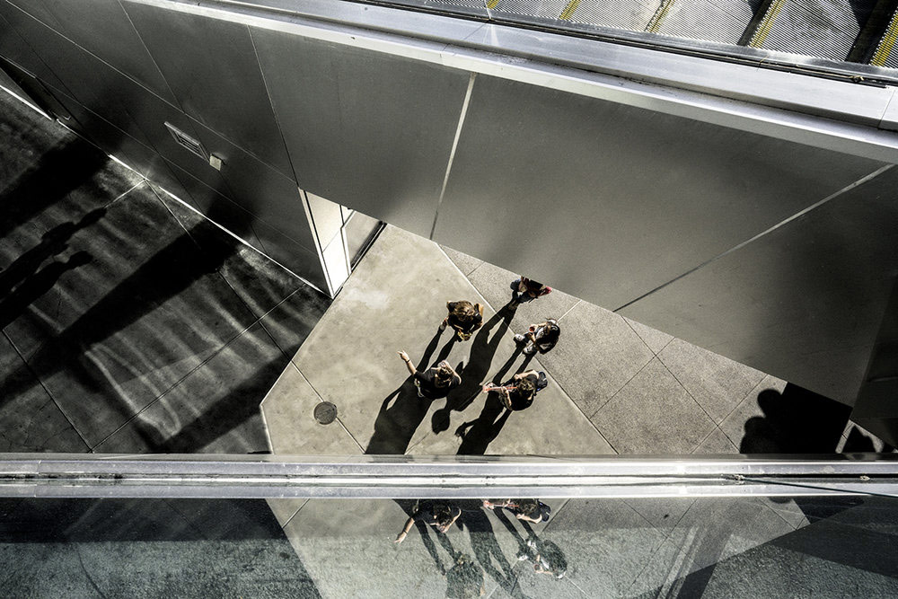 Escalator, Las Vegas, © Anna Colliton, ViewPoint Gallery International Photography Competition