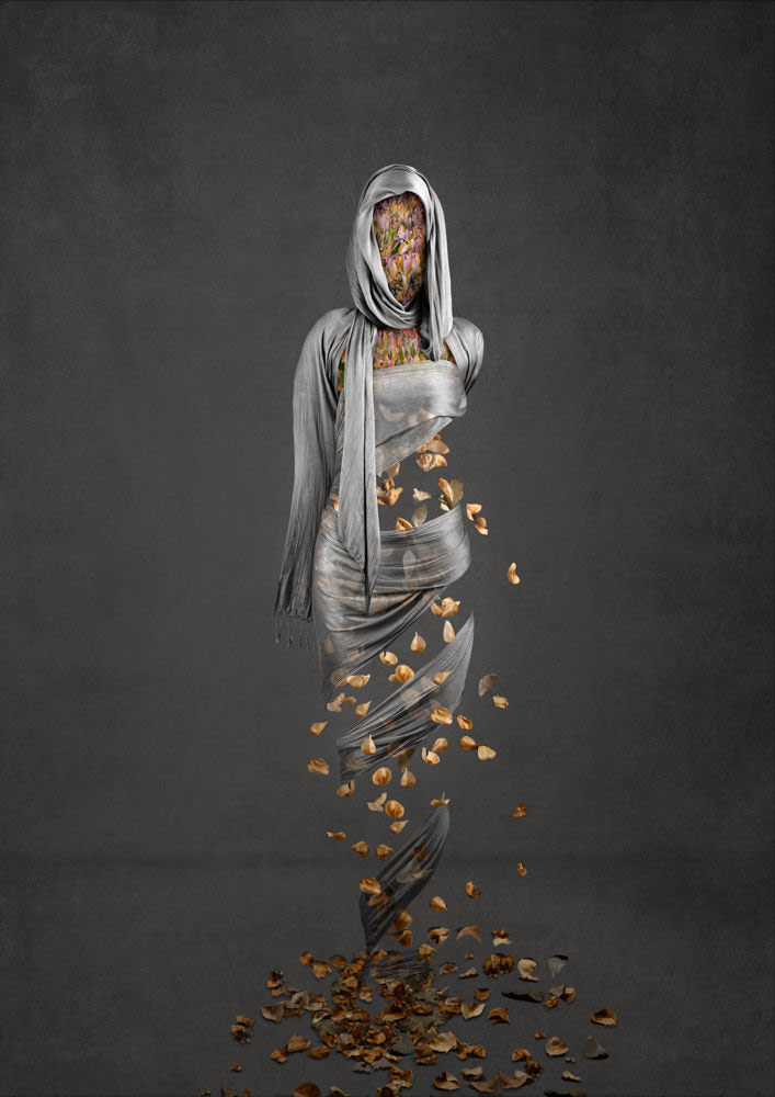 Autumn, © Kirsteen Titchener, 60 x 46 cm, Visual Art Open