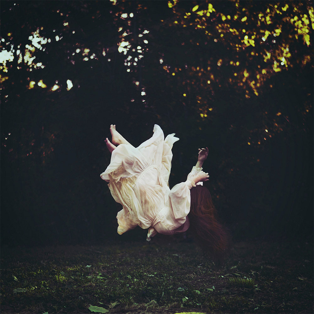 Freefall, © Gina Vasquez, US, 30.48 x 30.48 cm, Photographic archival print, matte, standard gallery frame, Visual Art Open