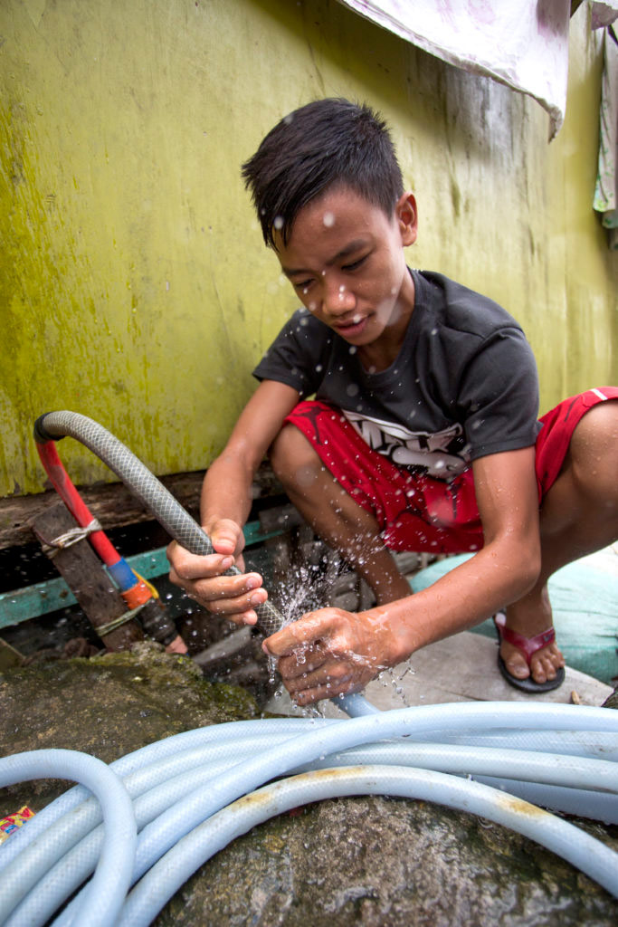 © Ivan Josef A. Sarenas, Gender and Water Integrity Photo Competition
