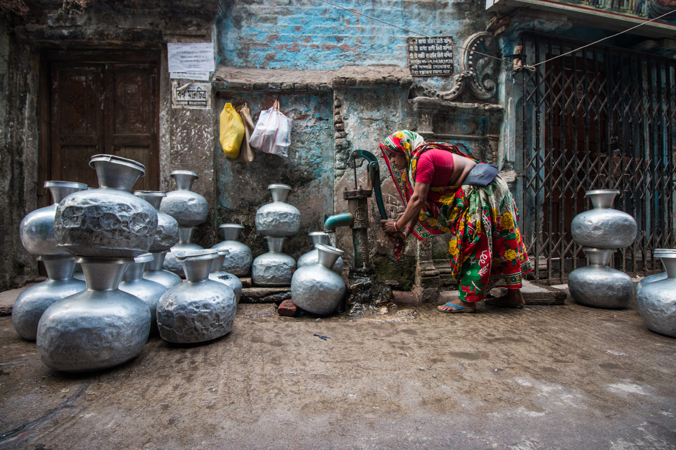 © Zakir Hossain, Gender and Water Integrity Photo Competition