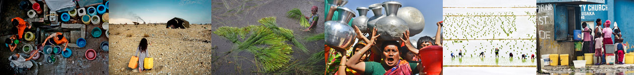 Integrity in Urban Water and Sanitation Photo Competition
