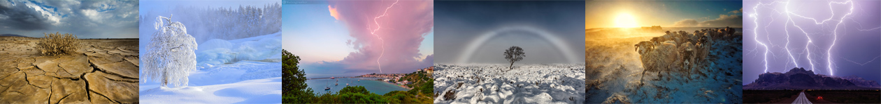 Weather Photographer of the Year 2017 Finalists