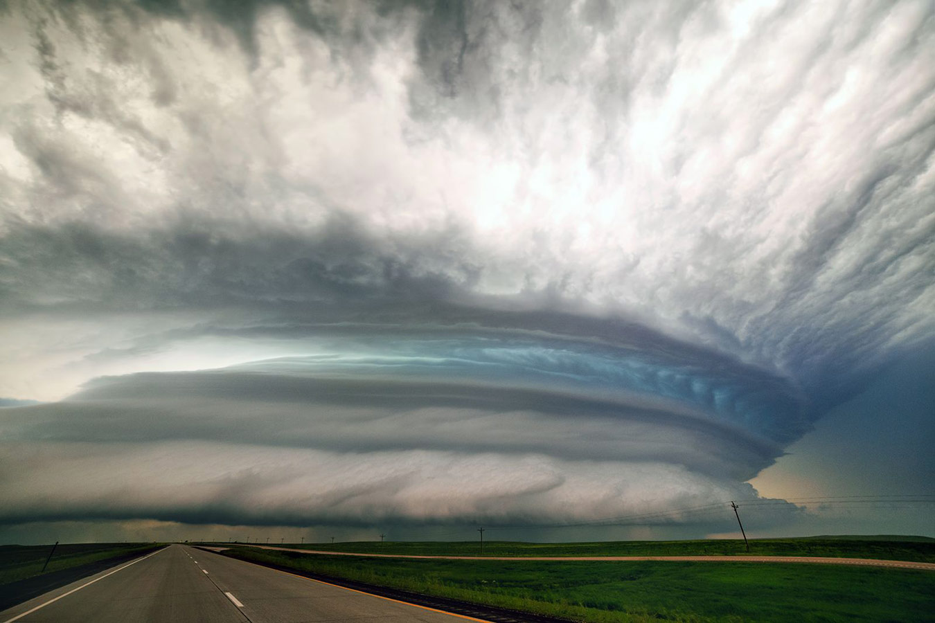 The Mother of All Storms, © Marko Korosec, Weather Photographer of the Year