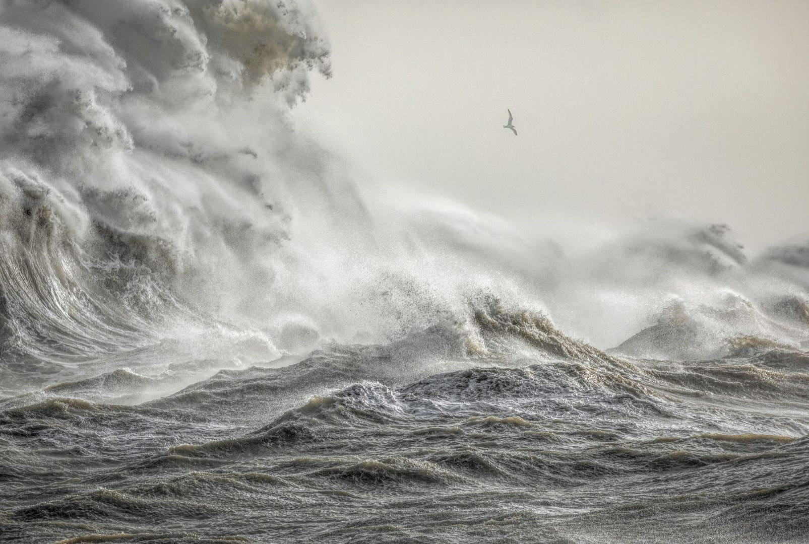 The Wrath of Eleanor, © Bill Brooks, Weather Photographer of the Year