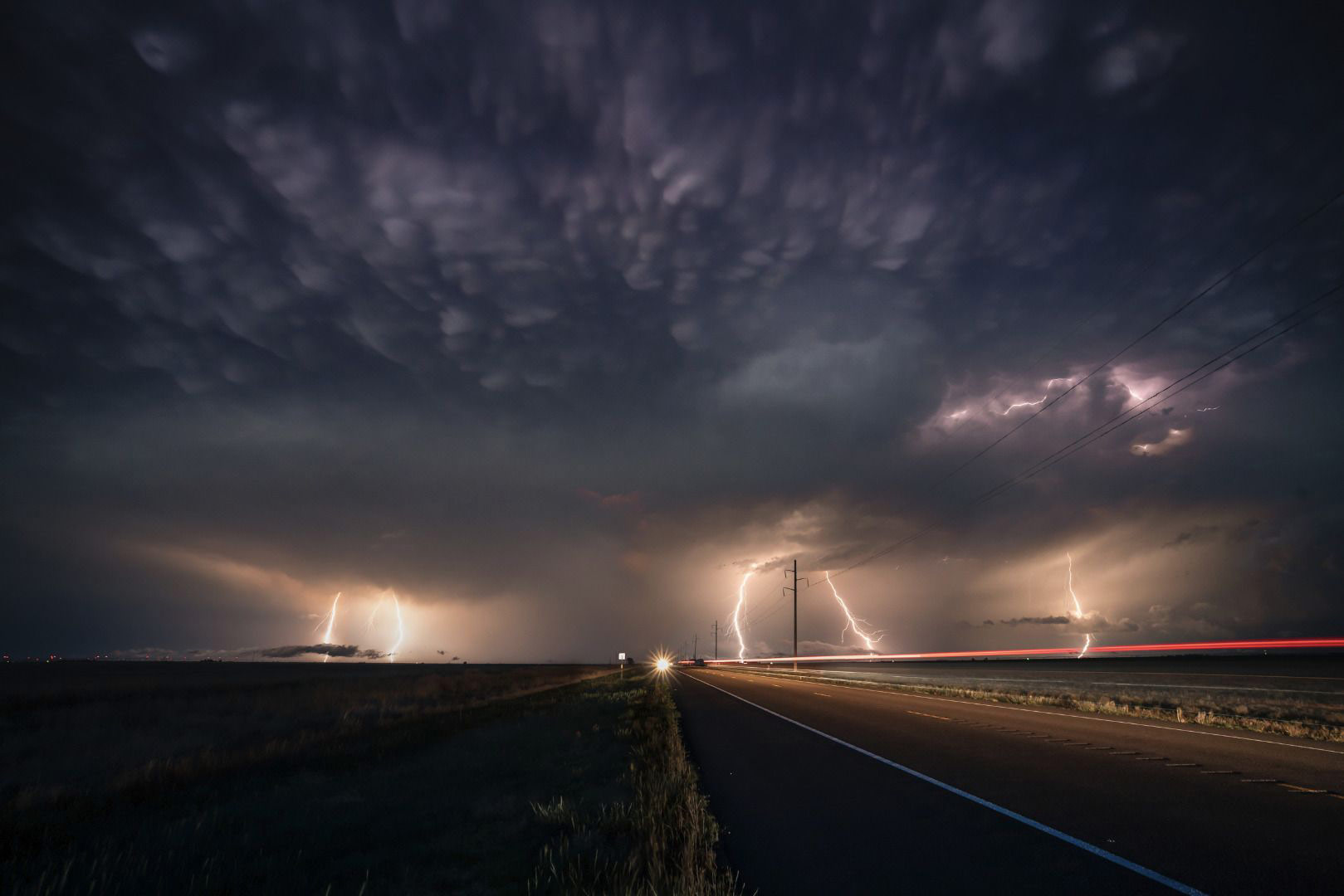 Drama on the Plains, © Jason Hudson, Weather Photographer of the Year