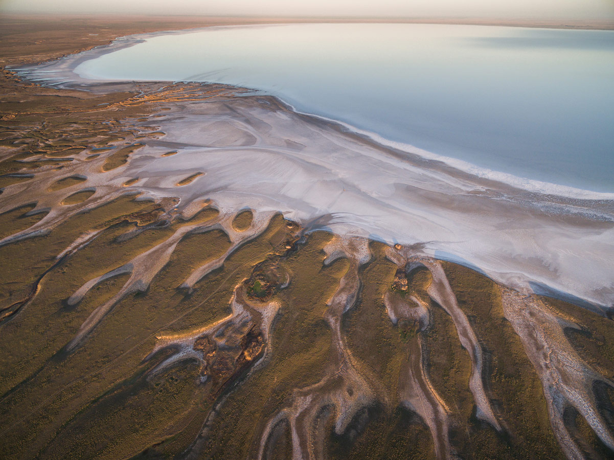 The shore of Elton Salt Lake, Volgograd Oblast, Russia, © Vladimir Medvedev, 10 place, Wiki Loves Earth Photo Contest