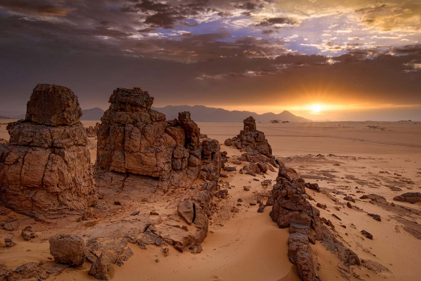 Tassili n'Ajjer National Park, Algeria, © Nabil Chettouh, 14 place, Wiki Loves Earth Photo Contest