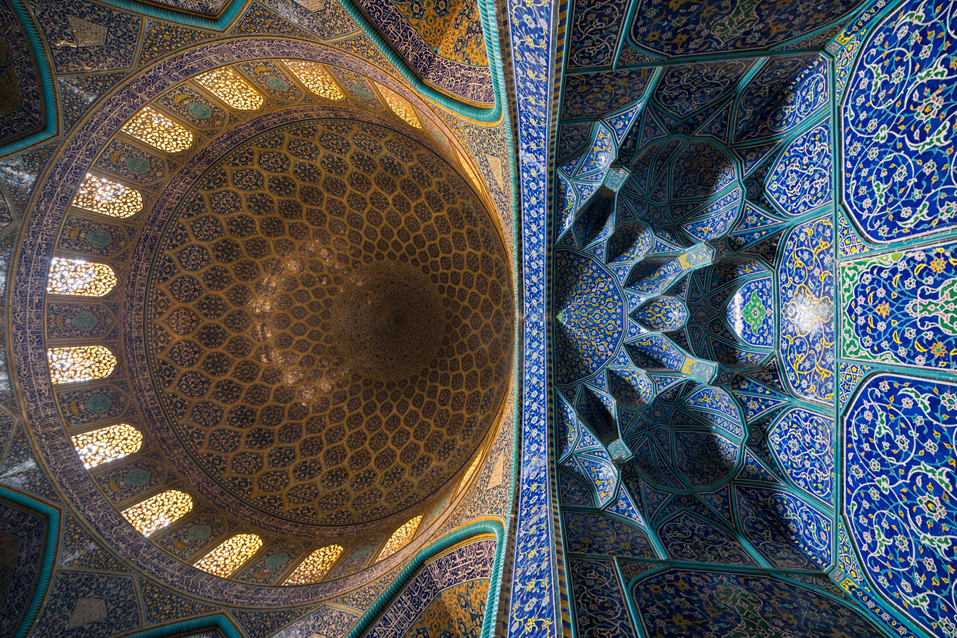 Sheikh Lotfollah Mosque, Iran, © Alireza Akhlaghi, 1st prize, Wiki Loves Monuments Photo Contest