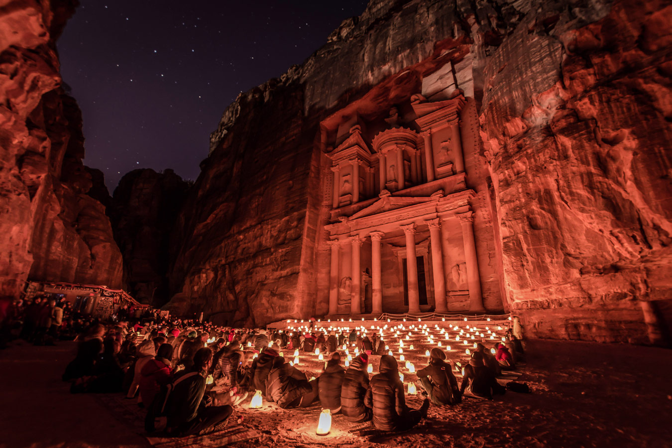 Petra, Jordan, © Mustafa Waad Saeed, 2nd prize, Wiki Loves Monuments Photo Contest