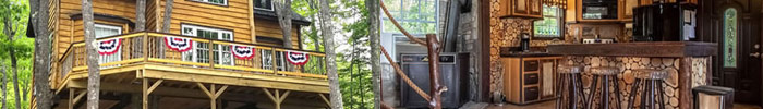 WIN Maine Treehouse Resort for just $99 & One Photo!
