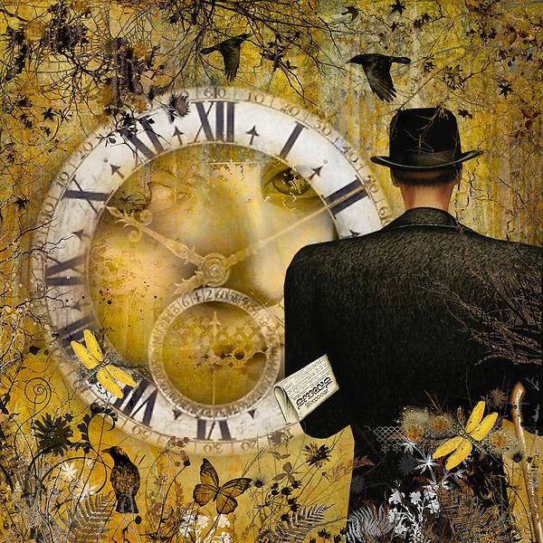 A Matter of Time, © Barbara Mierau-Klein, Women Artists Art Competition